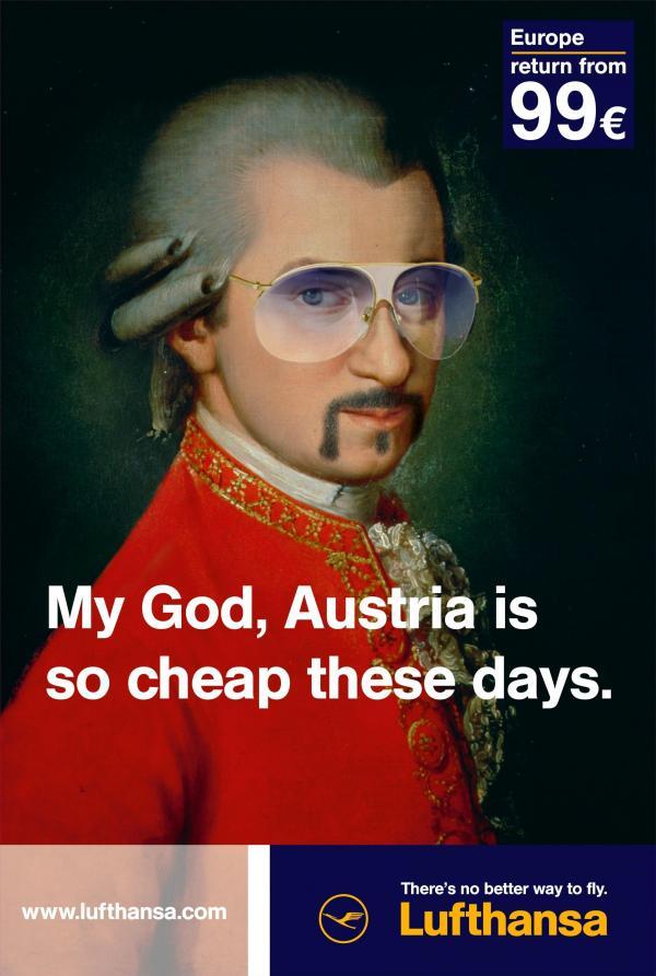 Mozart barato