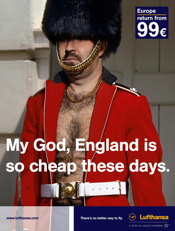 Guardia inglesa barata