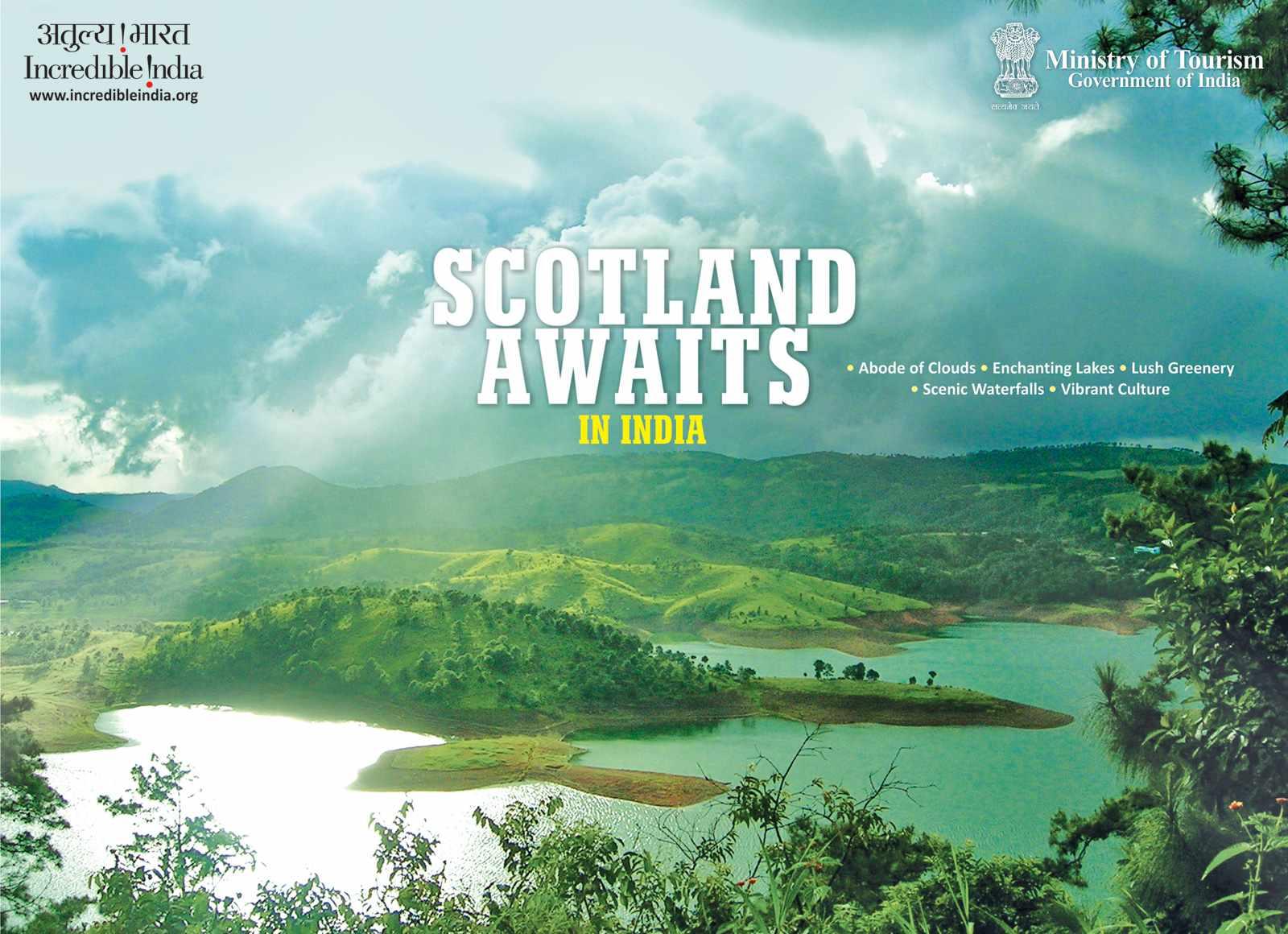 Escocia en la India